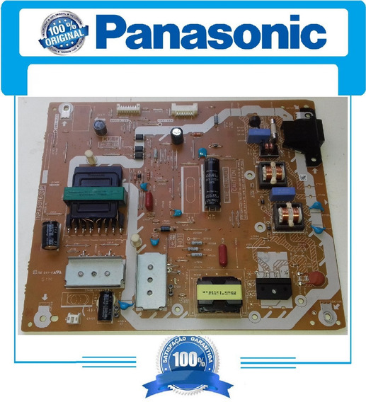(05) Placa Fonte Panasonic Tc-42as610b Tnpa5916