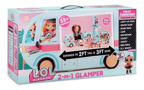 Lol Surprise Novo Trailer Da Lol Glamper 55+ Surpresas