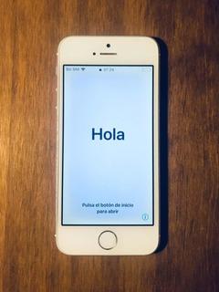 iPhone 5s 16 Libre Fábrica Perfecto Estado A Cambiar Bateria