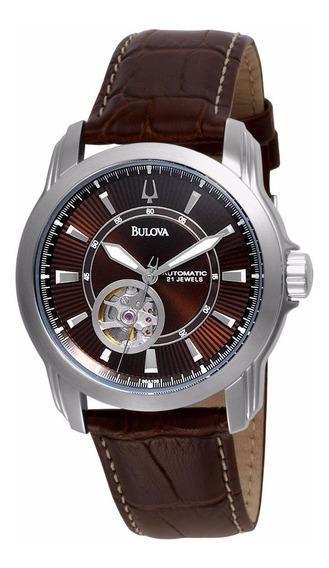 Relógio Bulova Automático Masculino Mod: 96a108 - Original
