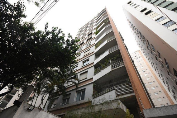 Apartamento Com 4 Dormitórios À Venda, 250 M² Por R$ 3.400.000,00 - Jardim Paulista - São Paulo/sp - Ap19383