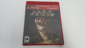 Jogo Dead Space 1 - Original - Ps3 - Midia Física