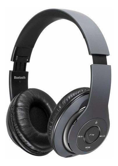Headphone Mondial Bluetooth Wireless Sound Hp-03 - Grafite