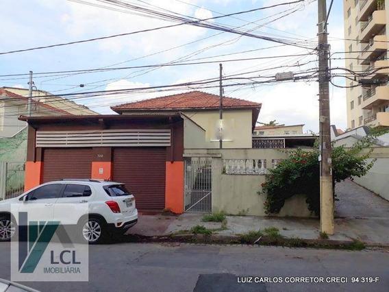 Casa Com 5 Dormitórios À Venda, 400 M² Por R$ 2.999.999,00 - Caxingui - São Paulo/sp - Ca0006