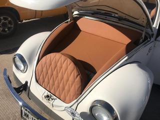 Frente De Vocho Vw Estetica Cofre Cajuela Volkswagen