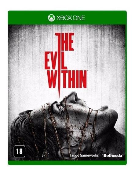 The Evil Within - Xbox One - Novo Lacrado Mídia Física Xone