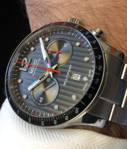 Relógio Mido Multifort Crono Automatic