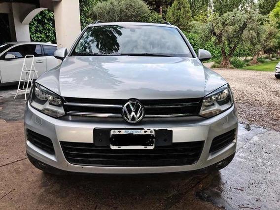 Volkswagen Touareg 2013 3.6 V6 Fsi Style