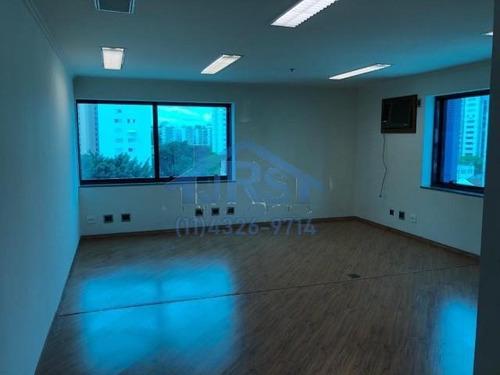 Sala À Venda, 35 M² Por R$ 287.234 - Chácara Santo Antônio - São Paulo/sp - Sa0279