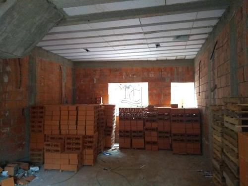 Imagem 1 de 20 de Sobrado Com 3 Dormitórios À Venda, 150 M² Por R$ 550.000,00 - Santa Teresinha - Santo André/sp - So3770