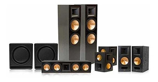 Klipsch Rf-7 Ii Referencia Series 7.2 Home Theater Parlant ®