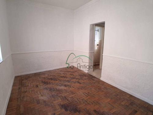Imagem 1 de 7 de Casa De Vila - Rua Barão De Santo Ângelo - Aluguel - Engenho De Dentro - Ca0141
