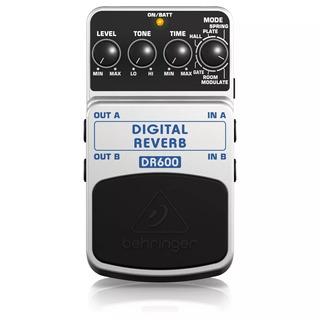 Pedal Guitarra Digital Reverb Behringer Dr600 + Garantía