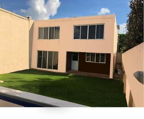 Casa En Venta En Las Fincas, Jiutepec Morelos.