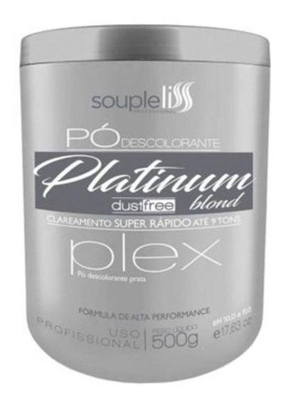 Pó Descolorante Soupleliss Platinum