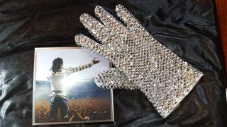 Guante Replica Cristal Michael Jackson