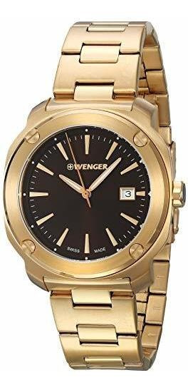 Wenger Edge Index 01.1141.114 - Reloj De Pulsera Para Hombre