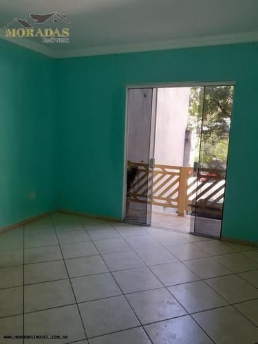 Imagem 1 de 15 de Sobrado Para Locação Em Taboão Da Serra, 2 Dormitórios, 2 Banheiros, 4 Vagas - 8086_1-592128