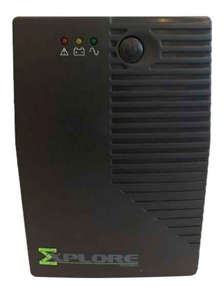 Ups Explore Power Ai750 750va 4 Tomas Regulador Bagc