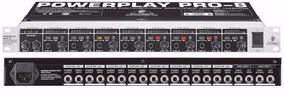 Amplificador Para Fone De Ouvido Behringer Ha8000