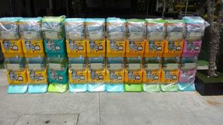 Máquina Vending Incluye 400 Cápsulas C/juguete