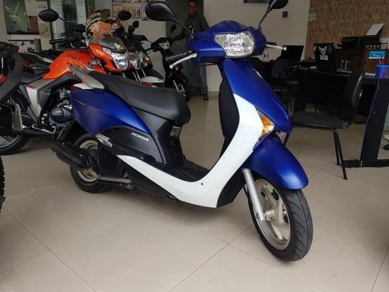 Honda Lead 110 2016/2015 Azul 29000 Km