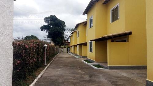 Imagem 1 de 15 de Casa De Condominio Em Vila Selma  -  Miguel Pereira - 2404