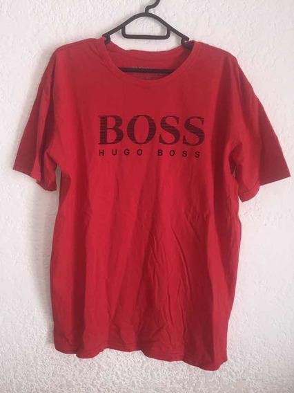 Remera Hugo Boss - Talle L