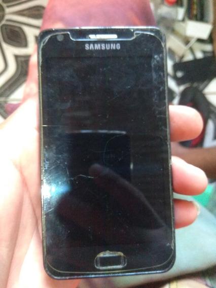 Tela Samsung S2 Funciona Modelo I9100Leia As Descrições