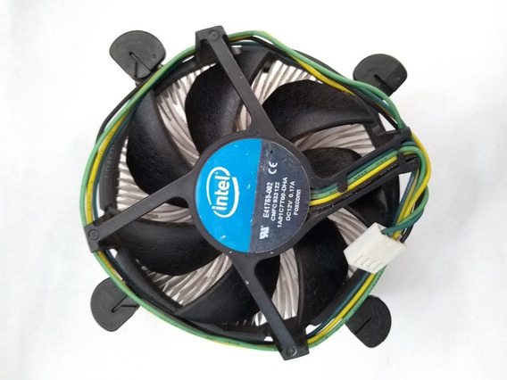 Rc 7246 Cooler P/ Processador Soquete 1156 - 12v X 0.17a