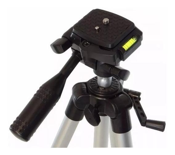 Mini Tripé Articulado Portátil Cameras Projetores E Datashow