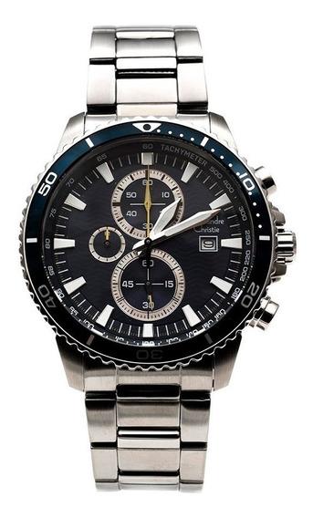 Reloj Alexandre Christie Sport Crono 6482mcbssba