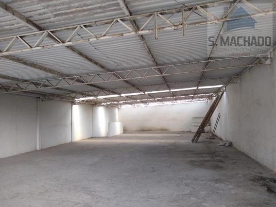Salão Comercial Para Locação Em Mauá, Vila América - Lo0292
