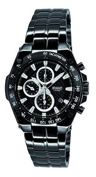 Reloj Branzi Orologi Acero Negro B020570