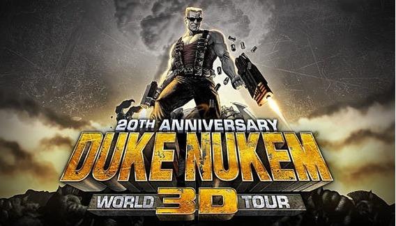 Duke Nukem 3d: 20th Anniversary World Tour Steam Cd Key