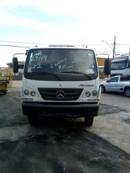 Mb 1016 6x2 Chassi 14/14 Truck Entre Eixo 4,40
