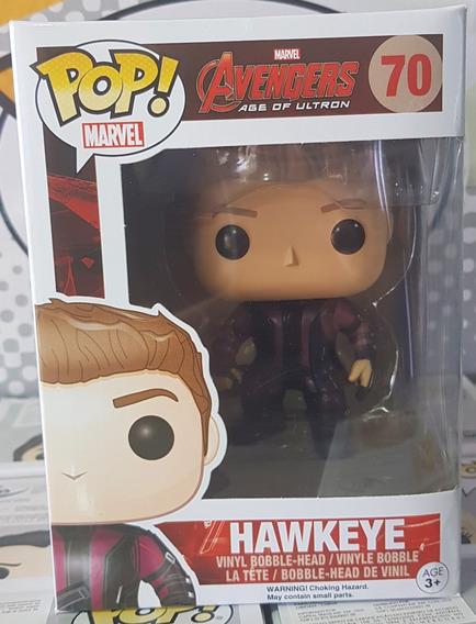 Hawkeye - Arqueiro - Avengers - Funko Pop Boneco