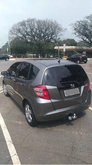 Honda Fit Aut. E Flex 2010 - Excelente Custo-benefício