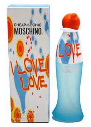 Imagen 1 de 1 de I Love Love Moschino 100 Ml Dama