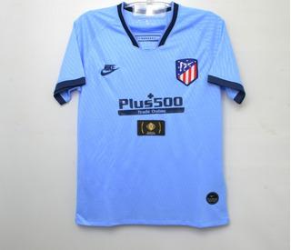 Camisa Do Atlético De Madrid Nova 2019 Oficial - Promoção