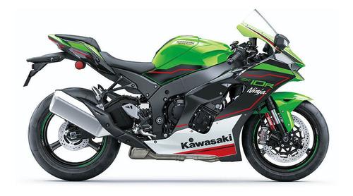 Moto Kawasaki Ninja Zx-10 R Krt