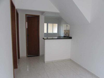 Sobreposta Baixa - Nova - 2 Dormitorios - Ac. Financiamento - V12301