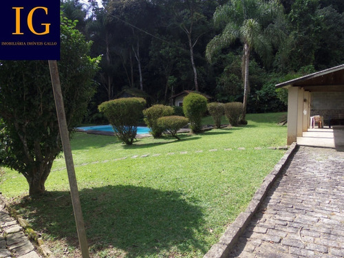 Imagem 1 de 30 de Chácara Em Ribeirão Pires - Ch-rib-col - 69572694