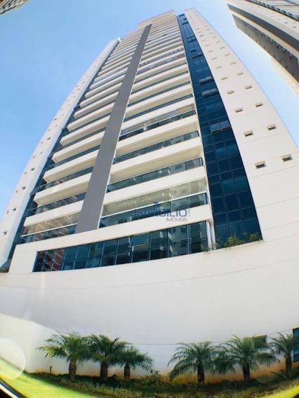 Apartamento Com 3 Suítes À Venda, 117 M² Por R$ 620.000 - Jardim Goiás - Goiânia/go - Ap0677