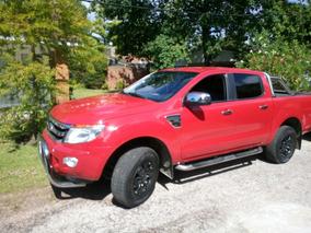 Ford Ranger Ranger Xlt 2014