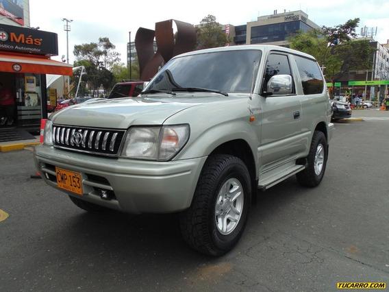 Toyota Prado Sumo Gx 2.7 Mt