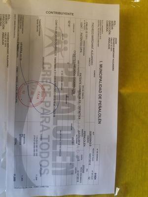Patente Botilleria Y Confites Incluida
