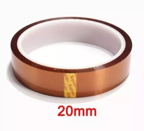 Fita Capton 20mm+ Rolo Estanho 0,3mm Snpb Fio De Solda Fino