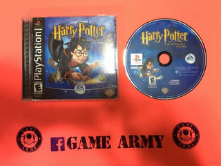 Harry Potter And Sorcerers Stone Ps1