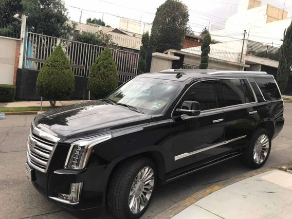 Cadillac Escalade 2015 6.2 Plinum 4x4 At